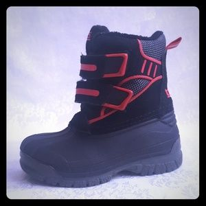 Other - ⚁DISC SHIP⚁Totes Leather & Rubber Winter Snow Boot